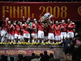 مانشستر يونايتد بطل أوروبا 2008