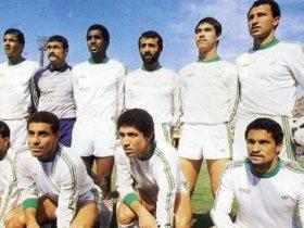 منتخب مصر 1986