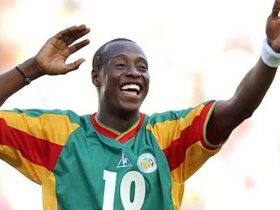 خليلو فاديجا، نجم المنتخب السنغالى السابق