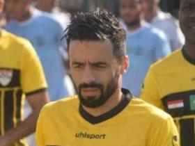 أحمد شديد قناوي يقترب من رقم أسطوري بعد مباراة الإنتاج الحربي ضد حرس الحدود