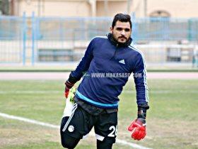 محمود حمدى حارس المقاصة