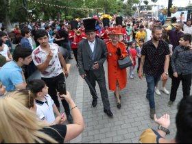 الجماهير فى أذربيجان