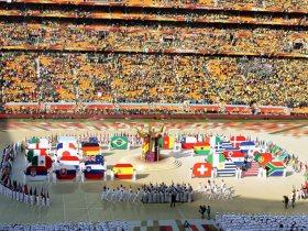 افتتاح كأس العالم 2010