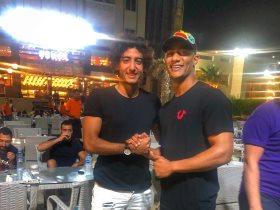 محمد هاني و محمد رمضان