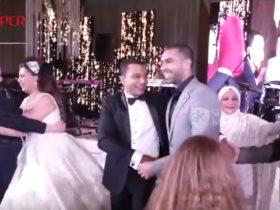حفل زفاف ابنة أحمد سليمان