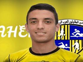 طاهر طاهر لاعب المقاولون
