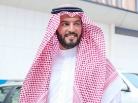 فهد بن سعد بن نافل رئيس الهلال