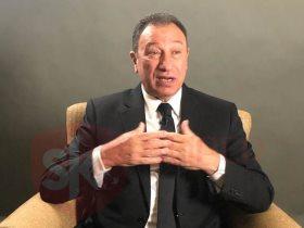 محمود الخطيب رئيس مجلس إدارة النادي الأهلي