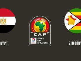 مصر ضد زيمبابوي
