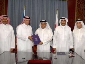 مسئولو المحرق والاتحاد العربي