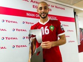 نور الدين امرابط لاعب النصر السعودي