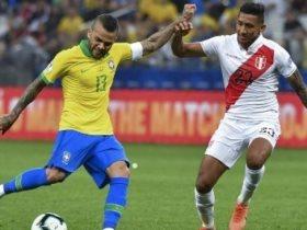 البرازيل وبيرو