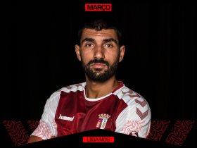 شاهد أبرز 10 لقطات لنجوم براجا قبل المشاركة فى الدوري البرتغالي