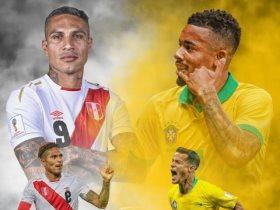 البرازيل و بيرو
