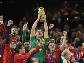 أسبانيا بطل كأس العالم فى 2010
