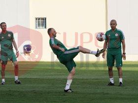جمال بلماضى مدرب الجزائر