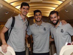 ريال مدريد يغادر مونتريال لمواجهة بايرن ميونخ فى هيوستن
