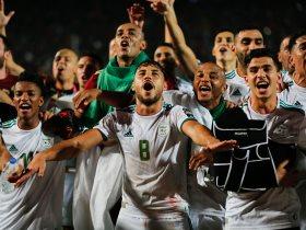 10 أهداف جزائرية فى الدوريات العالمية