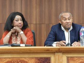 أحمد أحمد رئيس لاتحاد الأفريقي