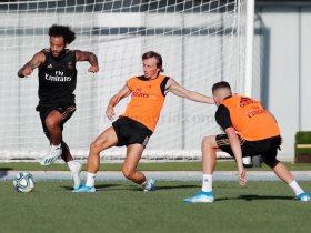 ريال مدريد يرفع درجة الاستعداد القصوى قبل انطلاق الليجا