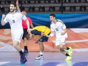 موعد مبارة منتخب مصر لناشئين كرة اليد فى دور الـ 16 والقنوات الناقلة