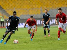 مباراة الأهلي وبيراميدز فى كأس مصر