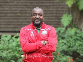 فرانسيس كيمانزي مدرب كينيا الجديد