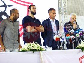 مرتضى منصور وميتشو