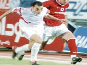 الأهلى والزمالك 2003