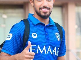 لاعبو الهلال السعودي