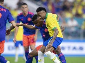 البرازيل ضد كولومبيا