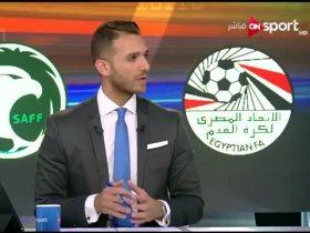 حازم إمام: مجموعة اللاعبين الحاليين ليست ضمانة للتأهل لأولمبياد طوكيو