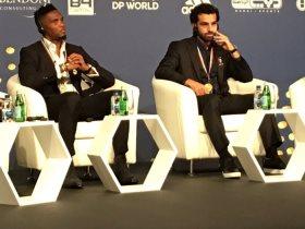 محمد صلاح مع إيتو