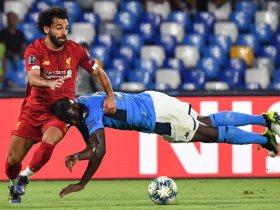 أهداف مباراة نابولى ضد ليفربول بأبطال أوروبا