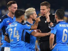 كواليس مباراة نابولى ضد ليفربول بأبطال أوروبا