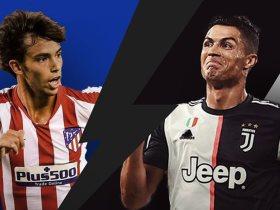 اتلتيكو مدريد ضد يوفنتوس