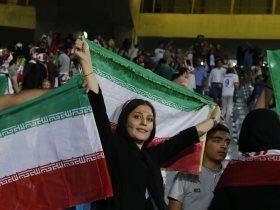 مشجعات ايران