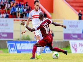 أزمة ملعب مباراة الزمالك وجينيراسيون فوت السنغالي قائمة