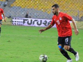 بيراميدز يدعم نجمه عبد الله السعيد بعد اصابة الفخذ