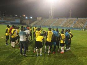 منتخب غانا يخوض أولى تدريباته بالقاهرة قبل المشاركة في أمم أفريقيا