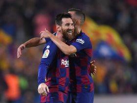 ترتيب هدافي الدوري الاسباني بعد مباريات الاحد