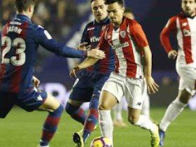 اتليتك بيلباو يخطف فوزا قاتلا على ليفانتي في الدوري الاسباني