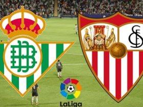 ريال بيتيس ضد اشبيلية