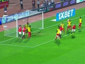 مصر ضد الكاميرون