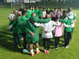 جنوب أفريقيا يستعد من حديد لمواجهة الفراعنة بنصف نهائي أمم افريقيا للشباب