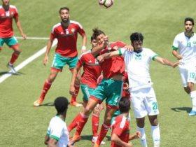 منتخب المغرب الاولمبي