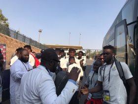 منتخب غانا الاولمبي