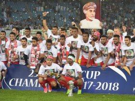 منتخب عمان حامل لقب خليجي 23