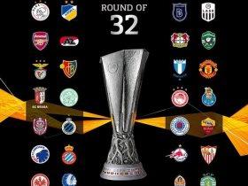 قرعة دور الـ 32 بمسابقة الدوري الأوروبي