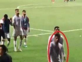 اللاعب البحريني سيد مهدي باقر